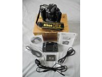 FOR SALE: Nikon D2x digital SLR camera