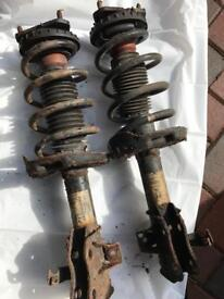 Honda civic 06-11 front dampers and springs