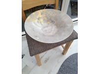 Large decorative bowl