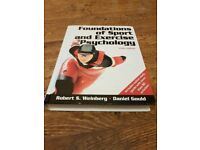 Foundations of Sport and Exercise Psychology - Degree Textbook, Hardback