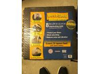 Childrens play or gym mats x 4 packs