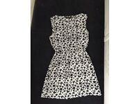 Mela London butterfly dress size 10