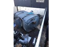 DAF 45 diesel tank 2001