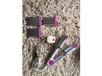 Babyliss Hair Crimpers/Straighteners with Interchangeable Plates