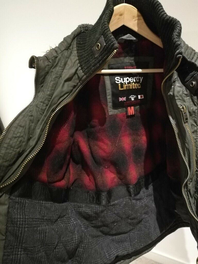 Superdry Jacket | in Croydon, London | Gumtree