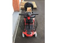 Mobility Scooter GO-GO Pride,With BRAND NEW BATTERIES!Perfect Working Order!Free delivery in Bristol