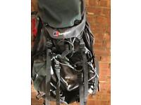 Berghaus 65 + 10 backpack/rucksack