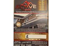 Guttering and UPVC