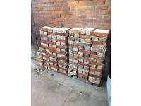 House bricks used reclaimed.
