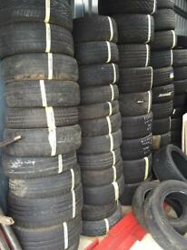 Job lot tyres 13-22