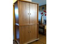 FREE Computer Armoire (cupboard)