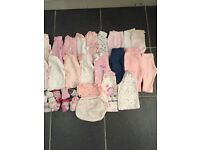 First size bundle of clothes