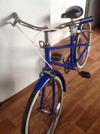 "Vintage Viking ""Allsize"" child's bicycle"