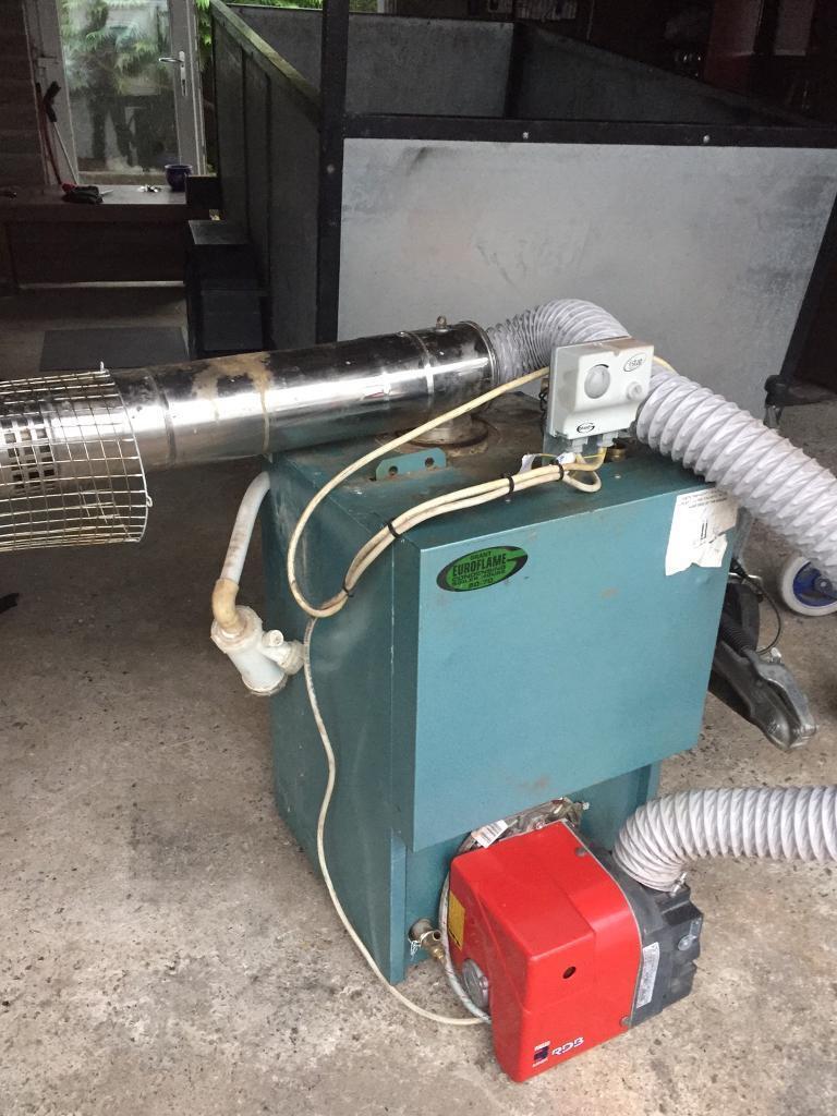 Grant Euroflame 50-70 condensing oil boiler | in Saintfield, County ...