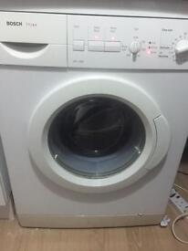 Washing machine with excellent features