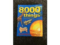 8000 Things You Should Know (Book)