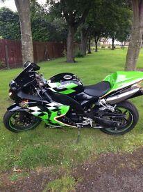 MSS racing colours. Stunning ninja