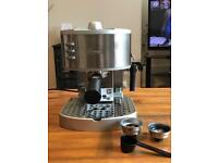 Delonghi espresso coffee machine maker
