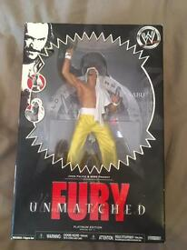WWE Fury Unmatched Collectible