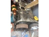 Renault Clio 172/182 complete cylinder head