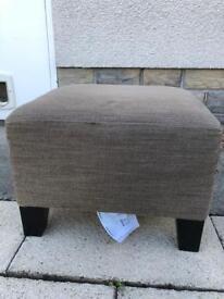 Ikea foot stool