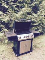BBQ NATURAL gas barbecue Vermont Castings