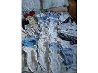 Boy newborn bundle