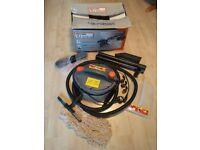 Wallpaper stripper/steam cleaning kit