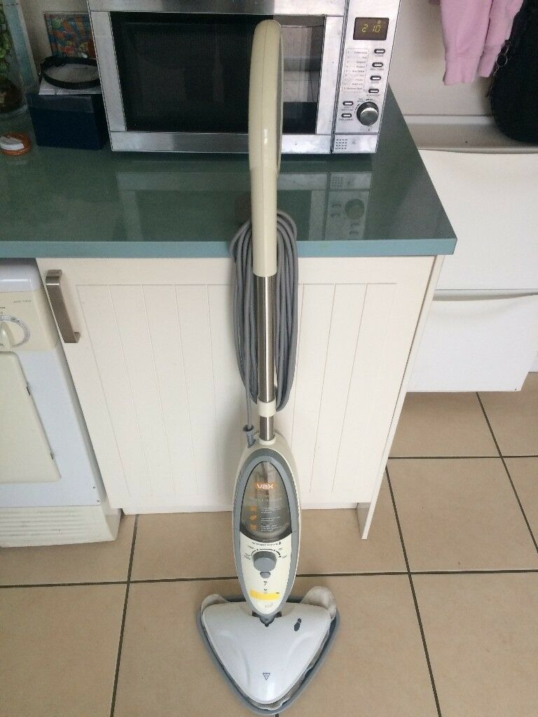 Vax Bare Floor Pro Steam Cleaner For Tiles Wood Floor