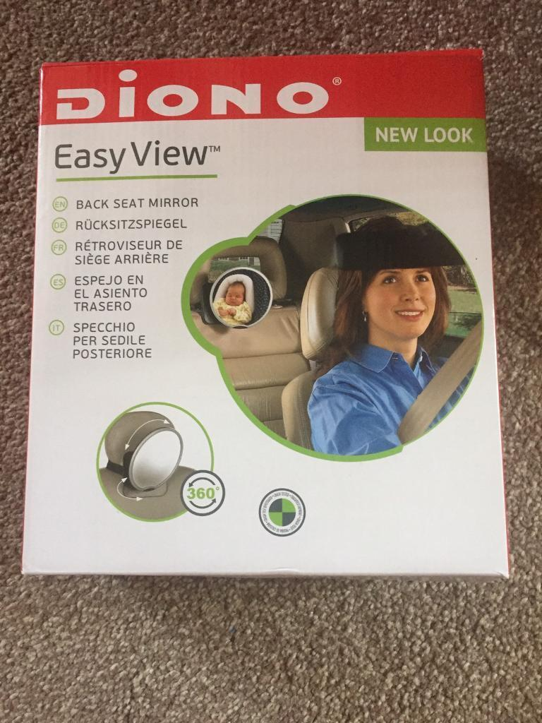 Baby Easy View Car Seat Mirror