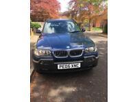 BMW X3 D Sport 2.0 diesel