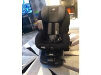 Joie ISO fixed car seat