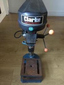 Clarke Tabletop Pillar Drill