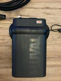 Fluval 306 external fish tank/aquarium filter