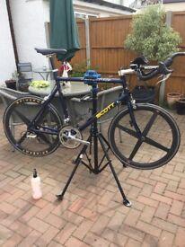 Retro time Trial Bike