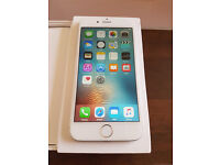 Apple iPhone 6 16GB EE Network. White/Silver. Good Condition