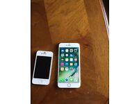 I phone 6+ white very good condition 64gb unlocked £325