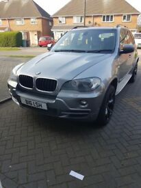 BMW X5 SE *7 SEATER* *BODY COLOURED PANELS*