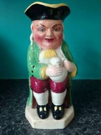 Toby jug by Burlington of England