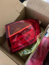 Bmw 3 series f30 rear lights set NEW boxed PRE LCI