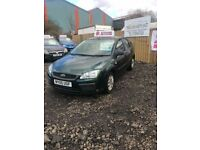 2005 05 FORD FOCUS 1.6 LX MOT AUGUST CLEAN EXAMPLE £795