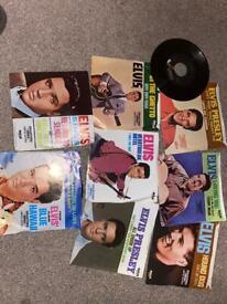ELVIS Presley vinyls