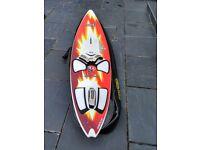 Windsurfing Wave Board Mistral Beast 84L