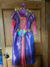 Princess dress up outfit 5 to 6