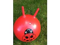 Small space hopper