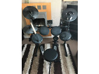 Alesis DM6 Electric drum kit with extras