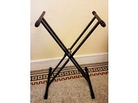 Tiger Double X-Frame Keyboard Stand - like new condition