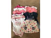 Baby girls summer bundle 3 - 6 months