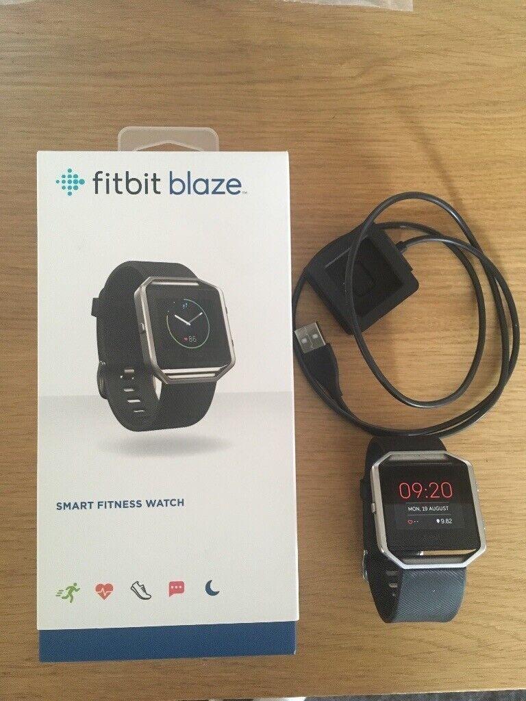 Fitbit Blaze watch for sale | in Stirling | Gumtree