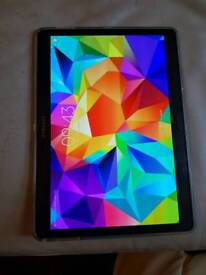 Samsung Galaxy tab s t805 16gb unlocked, tab only no charger £170 ono. No silly offers.
